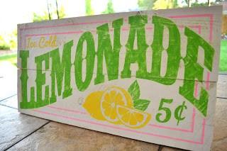 Free Lemonade cut file for Silhouette and Cricut