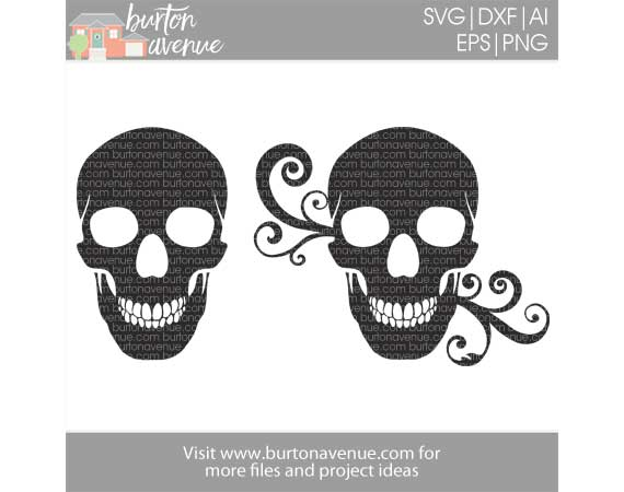 Free SVG files for Cricut & Silhouette | Halloween SVG Files
