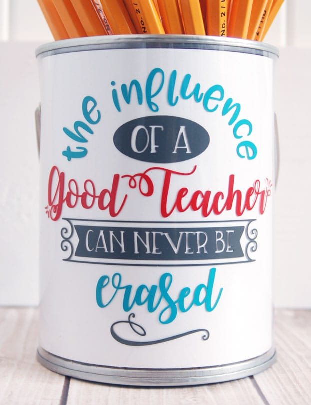 Free Teacher SVG cut file for Silhouette and Cricut