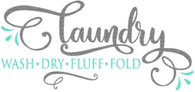 Download Free SVG Cut File - Laundry-Wash, Dry, Fluff, Fold ...