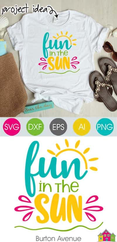 Fun in the Sun – Limited Time Free SVG File