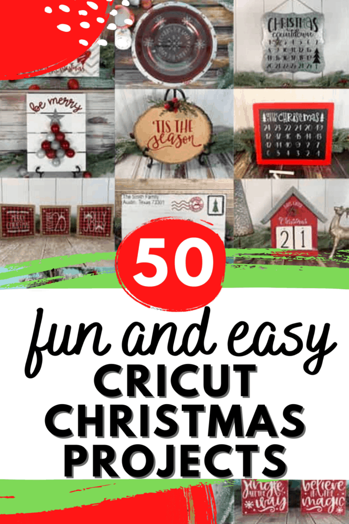 The Best Cricut Christmas Ideas And Projects You Can Make Burton Avenue