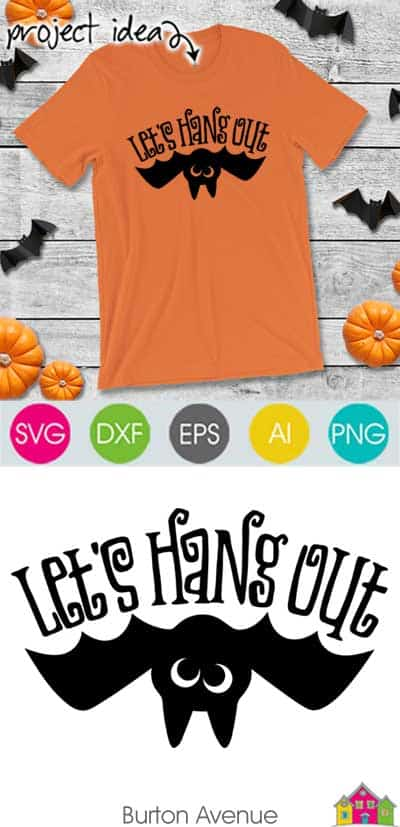 Let's Hang Out – Limited Time Free SVG File