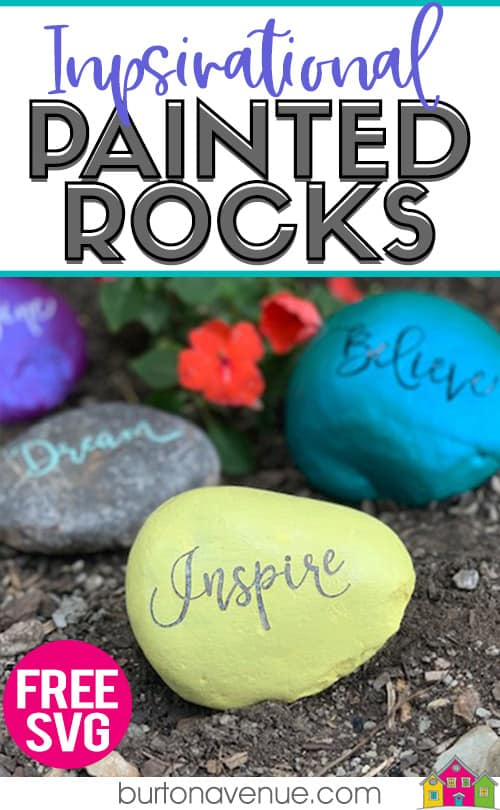DIY Inspirational Painted Rocks
