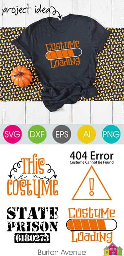 Halloween T-shirt Bundle – Limited Time Free SVG Files