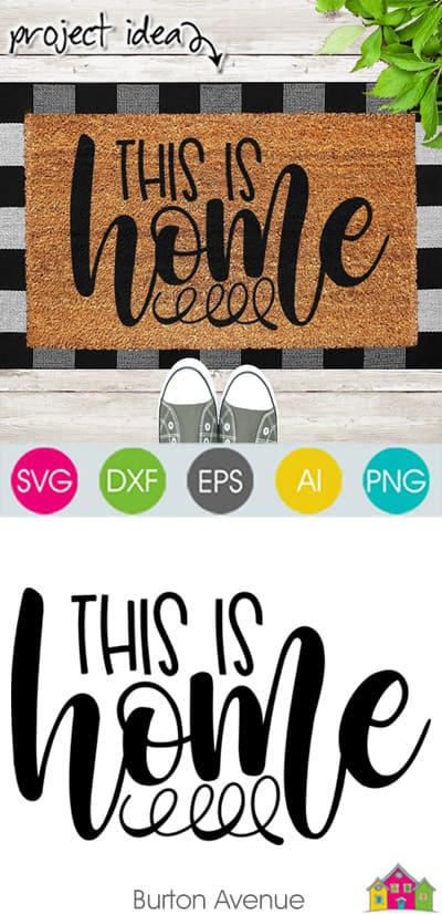 This is Home SVG File