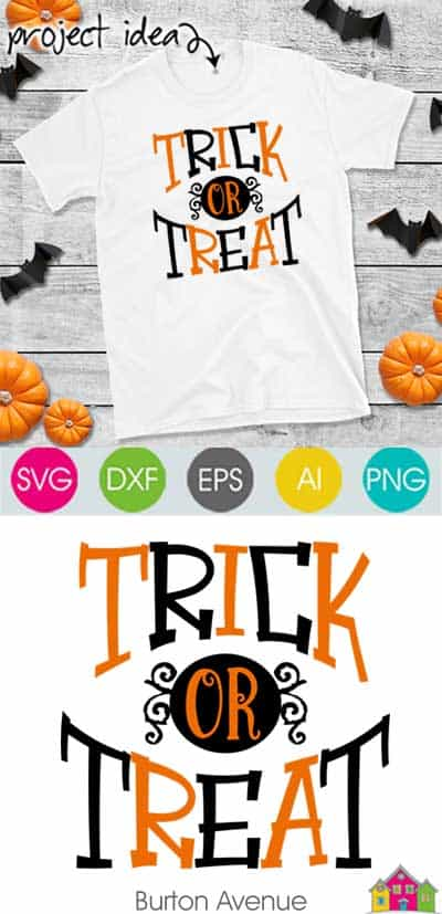 Trick or Treat – Limited Time Free SVG File