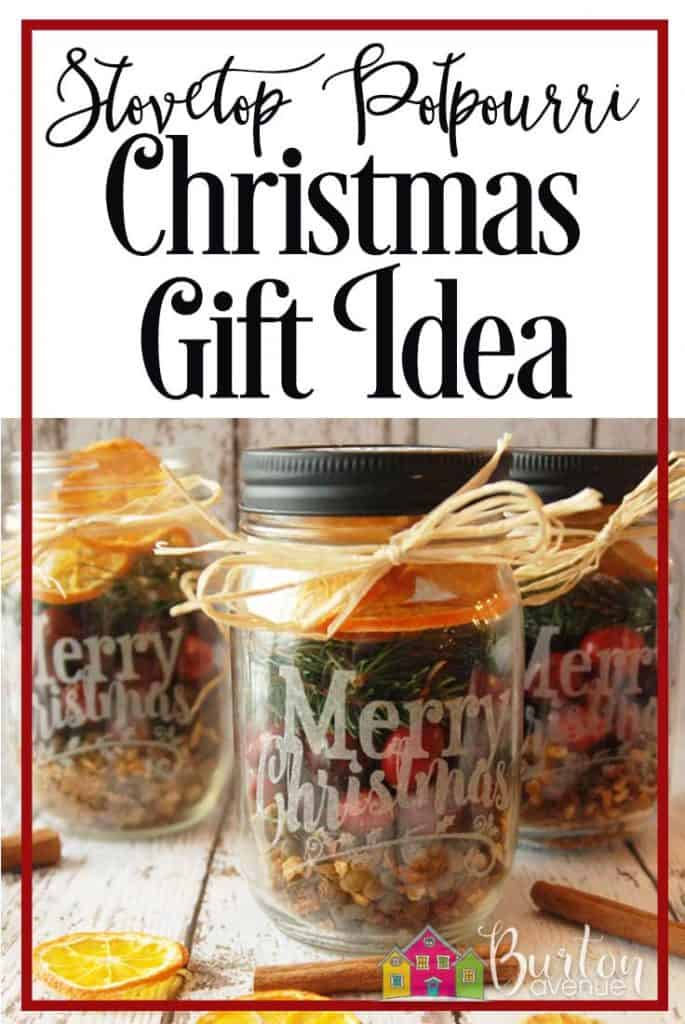 This stovetop potpourri is a quick and easy gift idea for neighbors, teachers, family, and friends. With just a few simple supplies, you can create this too.