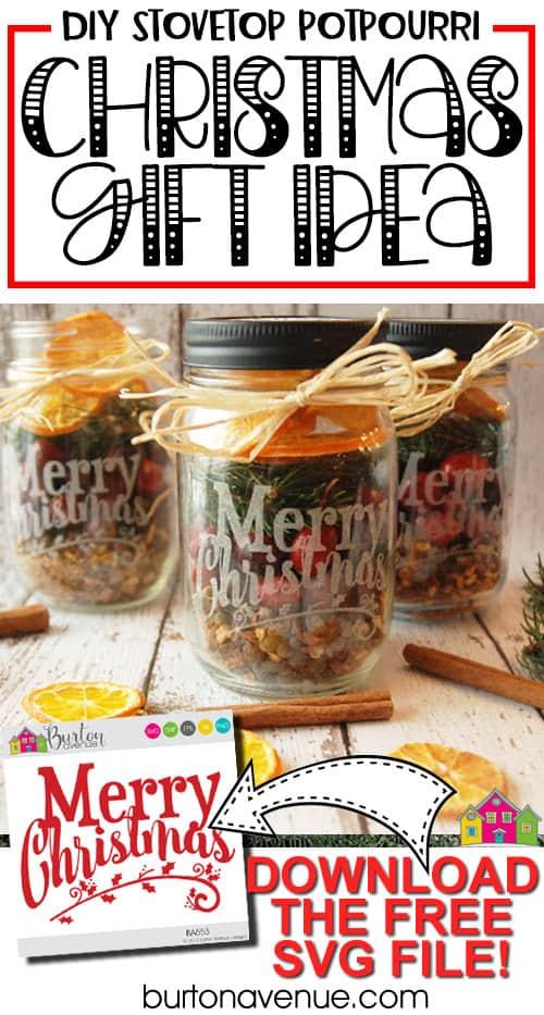 Christmas Neighbor Gift Idea – Stovetop Potpourri